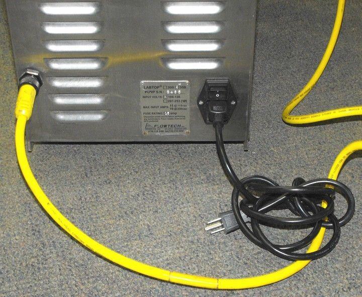Image TEKNOFLOW - Flowtech Div. - Labtop 350 Pump Sys. 355888