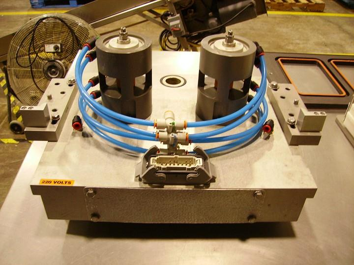 Image ROSS Tooling  #3 and #10 Trays for Inpack Jr A10 Machine 355907