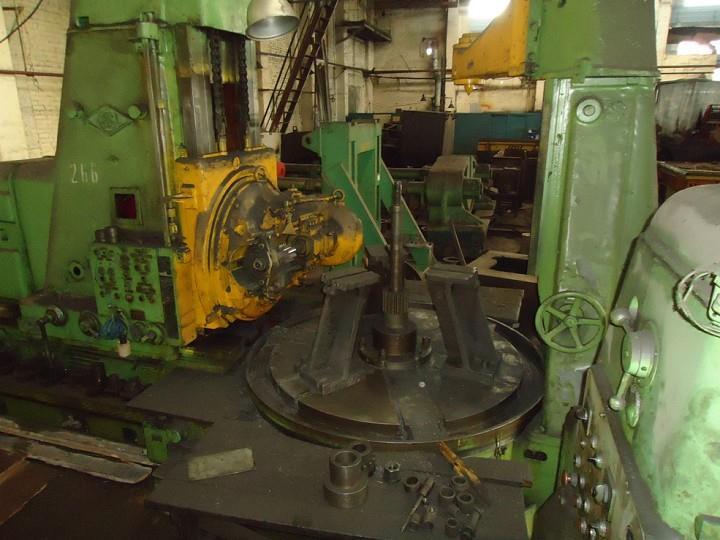 Model 5342 Gear Hobber