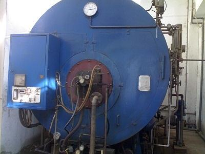 Image 6 Ton Water Tube Steam Boiler, Gas Fired 356486
