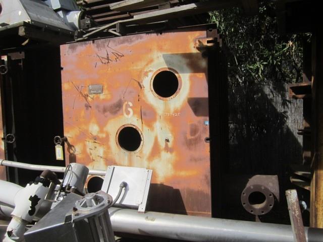 HULL Model 10E Vacuum Tray Dryer