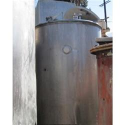 Image 650 Gallon Stainless Steel Tank 356630