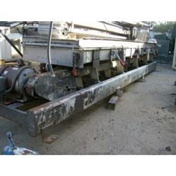 "137904 - 30"" x 14' Stainless Steel Vibratory Screen"