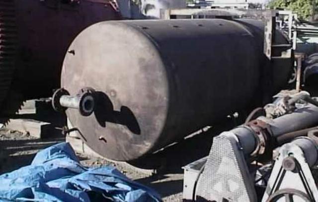 Image 2000 Gallon PATTERSON KELLEY Stainless Steel Tank w/ Turbine Agitator 387330