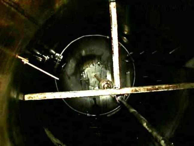 Image 2000 Gallon PATTERSON KELLEY Stainless Steel Tank w/ Turbine Agitator 387331