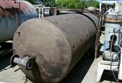 Image 2000 Gallon PATTERSON KELLEY Stainless Steel Tank w/ Turbine Agitator 387333