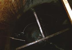 Image 2000 Gallon PATTERSON KELLEY Stainless Steel Tank w/ Turbine Agitator 387334