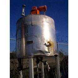 Image 150 Gallon Stainless Steel Tank 356690