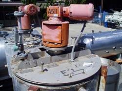 Image 150 Gallon Stainless Steel Tank 518602