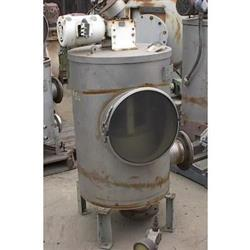 Image 3/4 HP SWECO WWF-1291L Stainless Steel Centrifuge Screen 356739