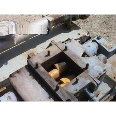 7.5 HP STEWART BOLLING Rubber Mixer