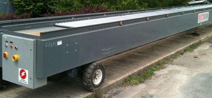 MAXXBOOM MBRA 46/60 Portable Conveyor