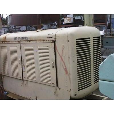 100 KW Propane Generator w/ ROILIEN H884U Engine