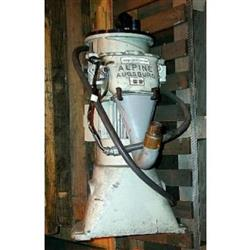 Image 3 HP ALPINE Type A16 Granulator Mill 356895