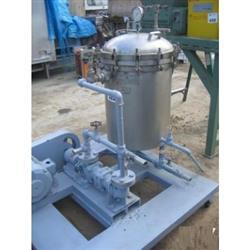 Image 20 sf SPARKLER Model 18-D-12 Pressure Leaf Filter 356912