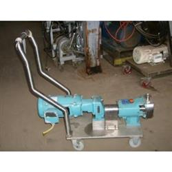 138109 - 2 HP G&H Model GHPD-422 Positive Displacement Pump