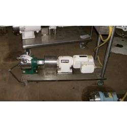 Image 1 HP Positive Displacement Pump 356929