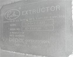 Image RIETZ RE-6 Extructor 865151