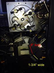 Image MGS RPP-221 Rotary Outserter 623899