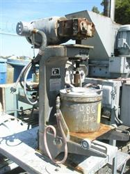 Image 3/4 HP UNION PROCESS Size 1S Attritor Mill 356956