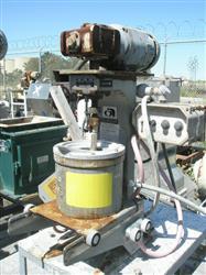 Image 3/4 HP UNION PROCESS Size 1S Attritor Mill 356957