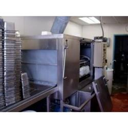 """Image 40"""" X 84"""" INDUSTRIALE HOONVED Parts Washer 356993"""