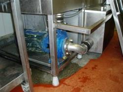 """Image 40"""" X 84"""" INDUSTRIALE HOONVED Parts Washer 1417399"""
