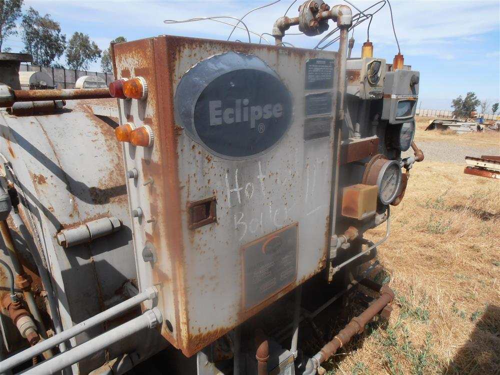 Image ECLIPSE DOWTHERM Hot Oil Boiler 1488102