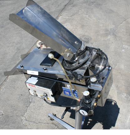 GEO AV-100 Nutting Tablet Deduster