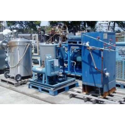 FINISH THOMPSON LS-55JV Vacuum Evaporator