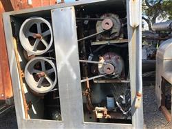 "Image 6"" X 48"" CHERRY BURRELL Model 648 Double Votator 1407455"