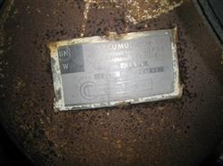"Image 6"" X 48"" CHERRY BURRELL Model 648 Double Votator 516680"