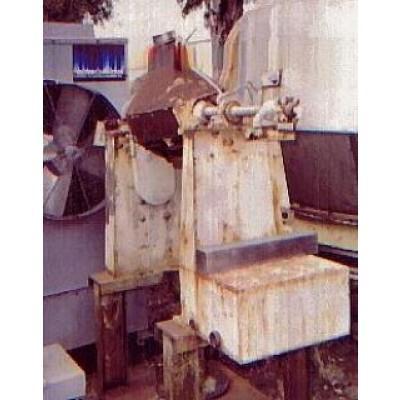 1 CF PATTERSON-KELLEY Conical Vacuum Dryer
