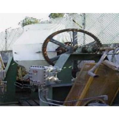 30 CF GEMCO Conical Vacuum Dryer
