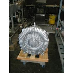 138467 - 20 HP ELMO RIETSCHLE Model G 200 Vacuum Pump