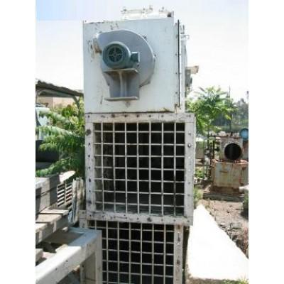 200 sf FABRI-JET S016-8B Bin Vent Dust Collector