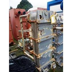 Image DELAVAL 30 S/S PLATES Plate Heat Exchanger 357557