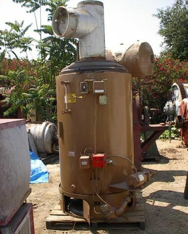 Image 30 HP THERMO-STEAM FG-30 Boiler, 150 psi 357581