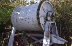 138590 - 4' X 5' PATTERSON Ball Mill