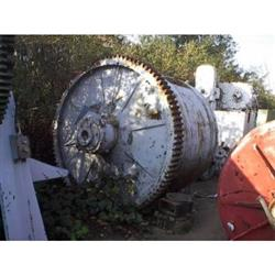 138591 - 6' X 5' Porcelain Lined Ball Mill