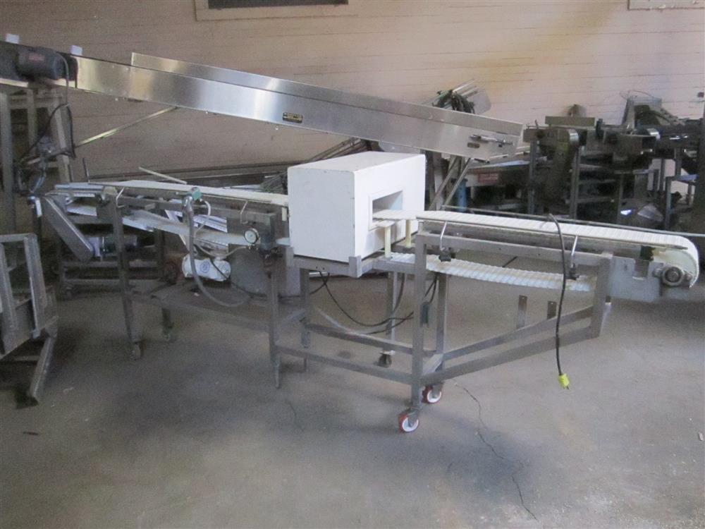 "Image 12"" x 4"" GORING KERR Tketament Metal Detector 1431002"