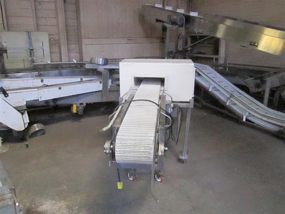 "Image 12"" x 4"" GORING KERR Tketament Metal Detector 1431003"