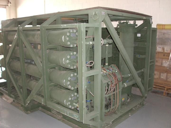 ROWPU 600 Seawater Reverse Osmosis