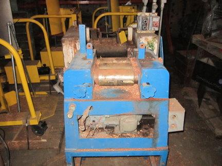 "3-3/4"" X 8"" KENT 3 Roll Mill"