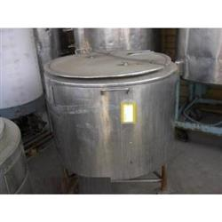 Image 60 Gallon DOVER  316 Stainless Steel Kettle 357739