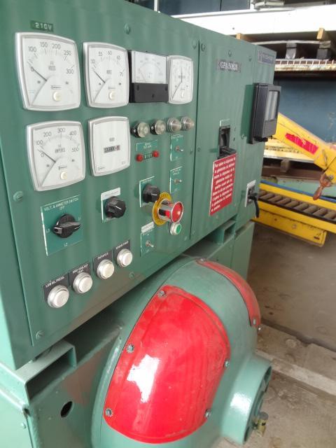 400 Amps DETROIT Generator, 1 Phase - DUPLICATE