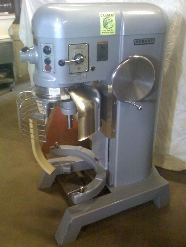 Used Water Tanks For Sale >> 60 Quart HOBART H600T Mixer - 138897 For Sale Used