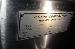 "Image 67"" Dia VECTOR HC-170 Coating Pan 358302"