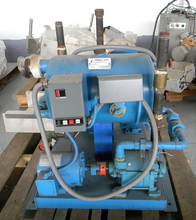 FEDERAL HT-4100-4 Pump