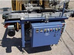 139610 - AIR HYDRAULICS INC Hot Stamp Press w/ Adjustable Conveyor
